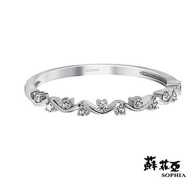 蘇菲亞SOPHIA - 星願鑽石線戒