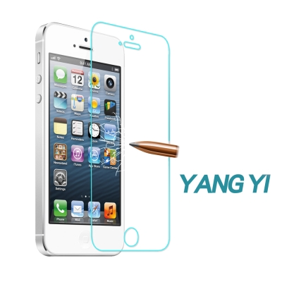 YANGYI 揚邑 Apple iPhone 5/5S/SE 防爆防刮 9H鋼化...
