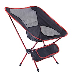 PUSH!戶外休閒用品便攜式鋁合金折疊凳椅子寫生凳釣魚凳子懶人椅導演椅P109