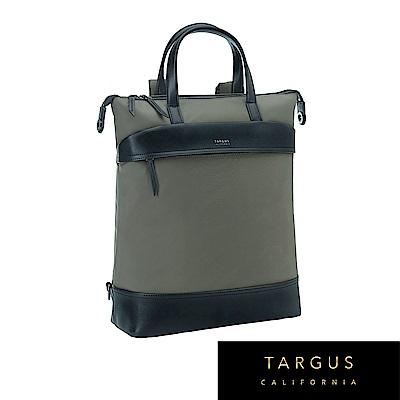 Targus Newport 雙用手提後背包(橄欖綠/15 吋筆電適用)