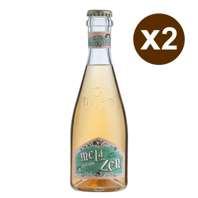 義大利Baladin 蘋果薑汁天然氣泡飲(330mlx2入)