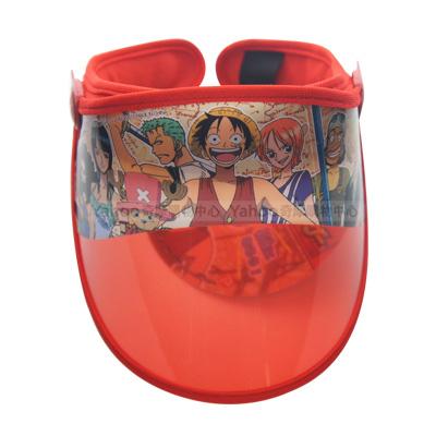 兒童遮陽帽-海賊王