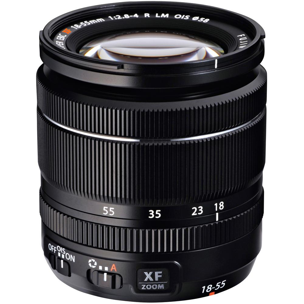 FUJIFILM XF 18-55mm F2.8-4 R 變焦鏡頭(平行輸入)