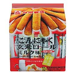 北田 蒟蒻糙米捲-牛奶口味(160g)