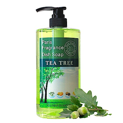 paris fragrance巴黎香氛-茶樹精油環保洗碗精-1000ML