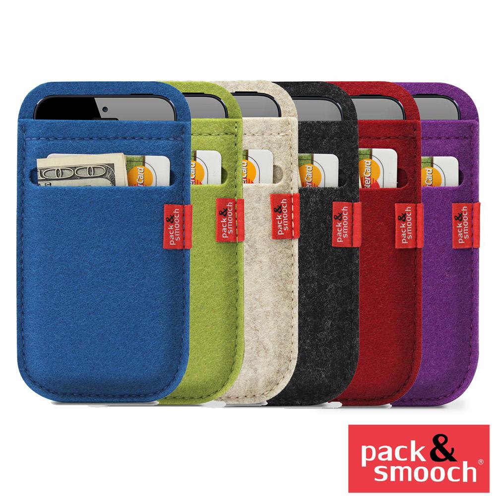 Pack&Smooch Soay 系列手作羊毛氈 iPhone 5/5S/SE 保護套