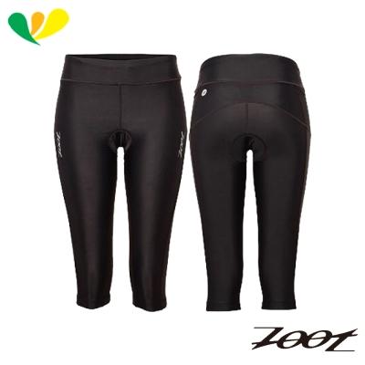 ZOOT 專業級褲墊強化12吋鐵人褲(女)(黑) Z1406035