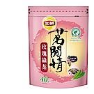 立頓 茗閒情玫瑰綠茶包(40入/包)