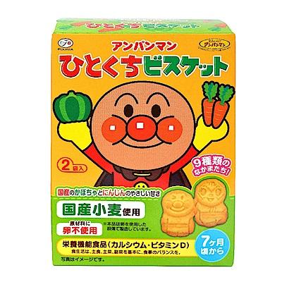 不二家  麵包超人蔬果餅(72g)