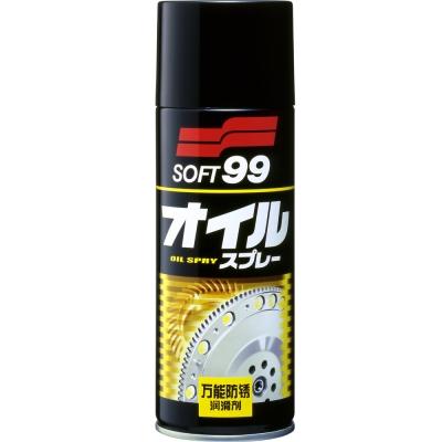 SOFT 99 萬能防鏽潤滑劑-急速配
