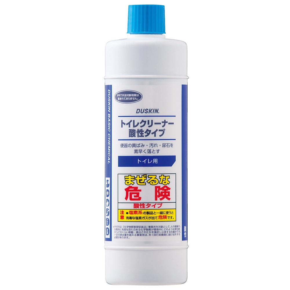 日本DUSKIN 馬桶除垢劑 550 ml/瓶