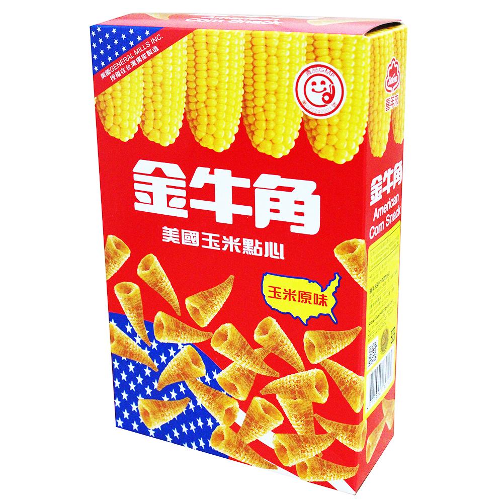 喜年來 金牛角-原味(60gx2盒)