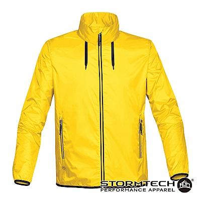 【加拿大STORMTECH】MXP-1防潑休閒機能外套-男-黃