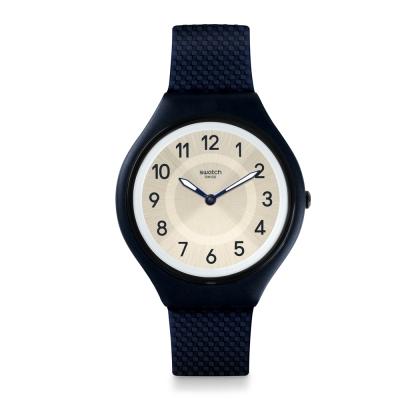 Swatch SKIN 超薄系列 SKINNIGHT 超薄夜空手錶