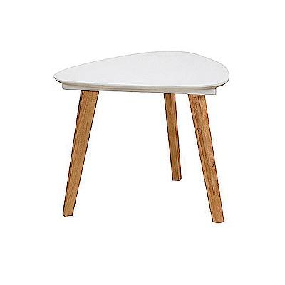 AS-尼斯全實木DIY三角桌-60x59x50cm