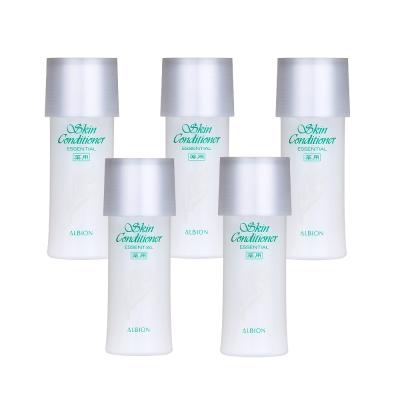 ALBION艾倫比亞 健康化妝水(27ml)x5
