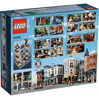 【LEGO樂高】特別版CREATOR系列 10255 集會廣場 Assembly Squa