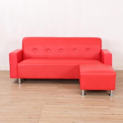 日安家居-Gwendoline格溫德林L型沙發/台灣製作MIT