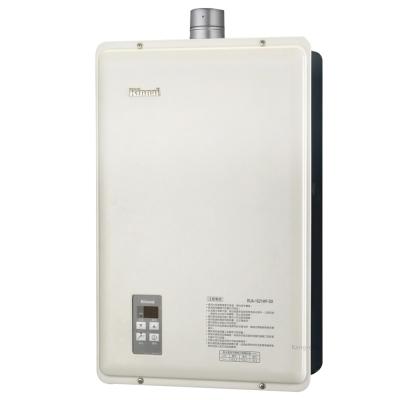 林內牌 RUA-1621WF-DX(NG1/FE式)水量伺服恆溫16L強制排氣熱水器