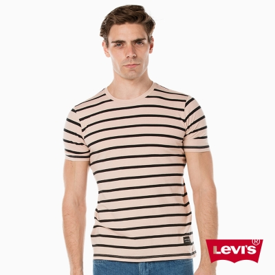 Levis T恤 男裝 Line 8 歐系簡約