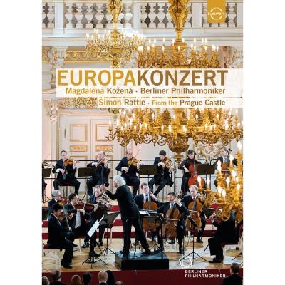 2013年歐洲音樂會在布拉格城堡西班牙大廳DVD
