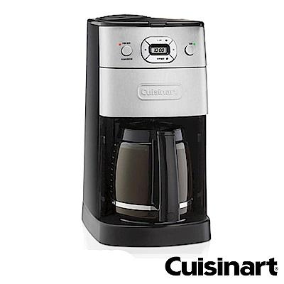 Cuisinart 美膳雅 12杯全自動研磨美式咖啡機