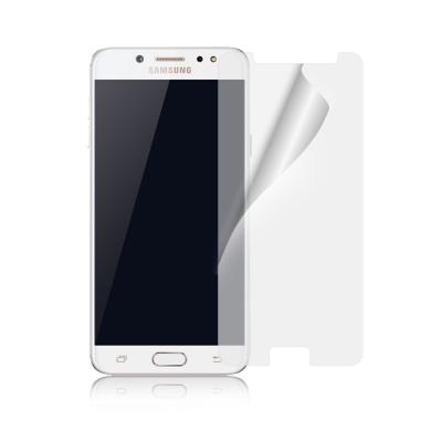 魔力 Samsung Galaxy J7+ 高透光抗刮螢幕保護貼-非滿版