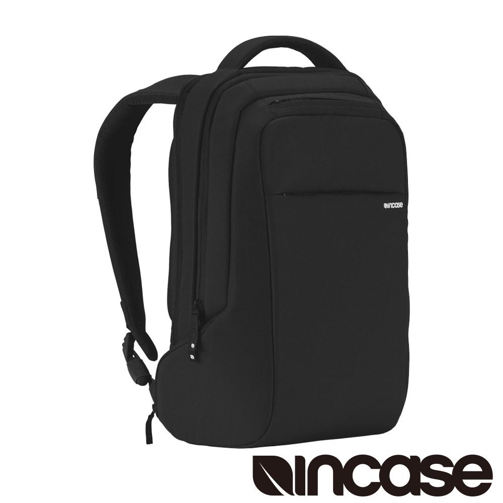 INCASE ICON Slim Backpack 15吋 輕巧筆電後背包 (黑)