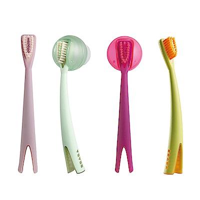 奇哥 BEABA 寶寶學習牙刷(4色選擇)