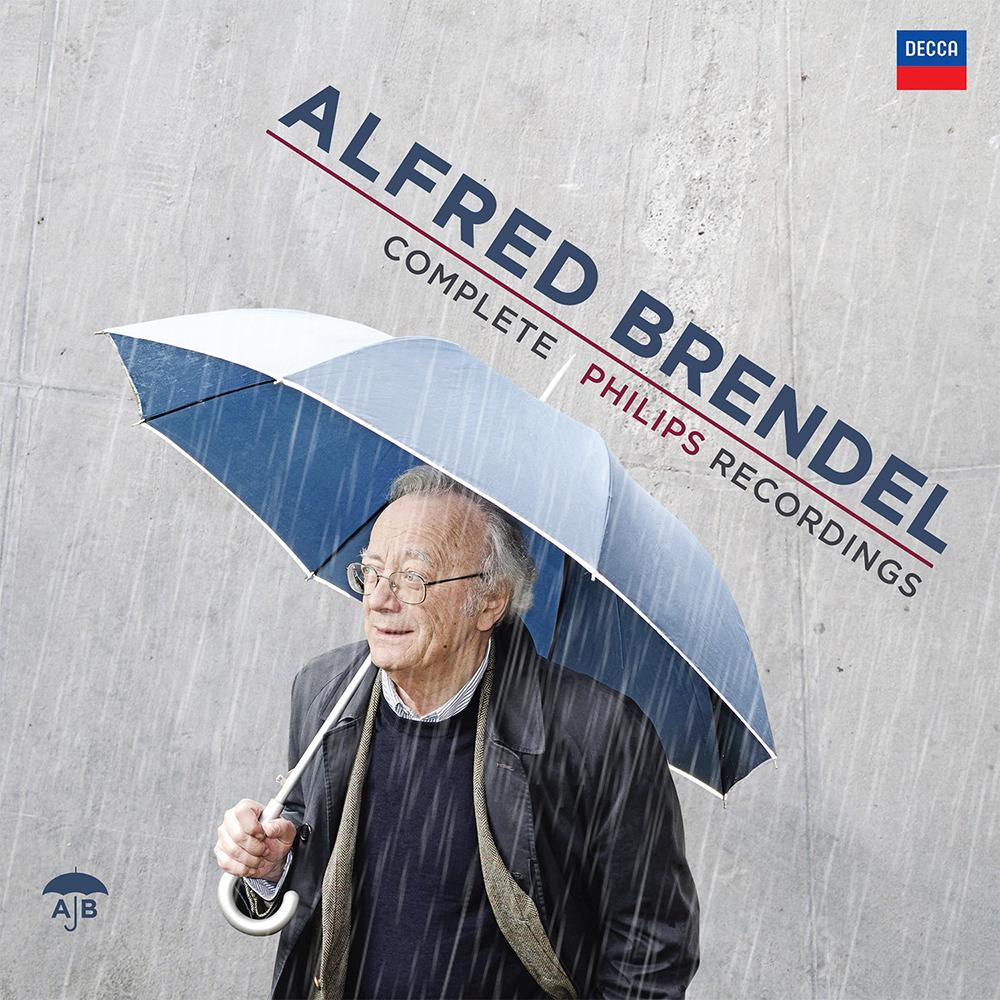 布蘭德爾 /Philips錄音全集(114CD)