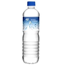 悅氏 礦泉水(600mlx24瓶)