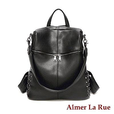 Aimer La Rue 二用後背包 索菲雅系列(黑色)