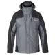 【Berghaus 貝豪斯】男款GT兩件式高科技棉防水外套H22MU6黑/灰 product thumbnail 2