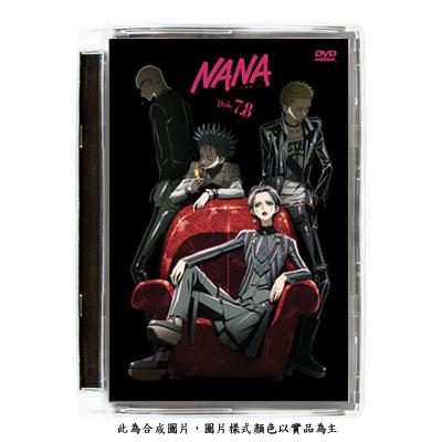 NANA DVD-7.8淳子的房間