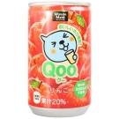 Coca Cola Qoo蘋果汁(160g)