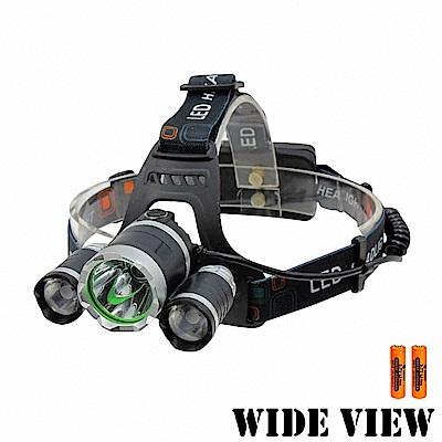 【WIDE VIEW】3T6遠射頭燈組(NZL-RJ3K-2BC)-快