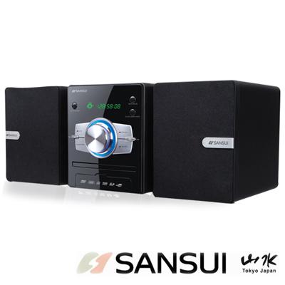 SANSUI山水數位DVD/DivX/USB/3合1讀卡音響組(MS-635)