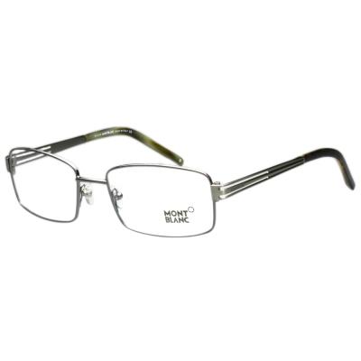 萬寶龍MONTBLANC  光學眼鏡 (槍色)MB347-012