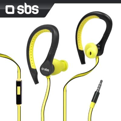 sbs Runway Flat soprt入耳式運動耳機