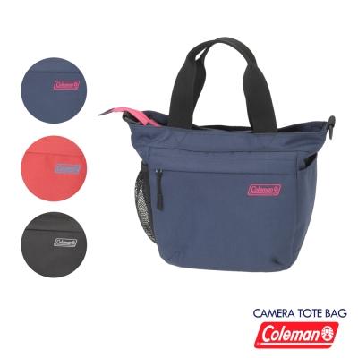 Coleman 休閒/相機 托特包 Tote Bag -海軍藍