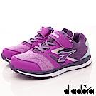 DIADORA-機能穩定運動款-RSI177紫(中大童段)