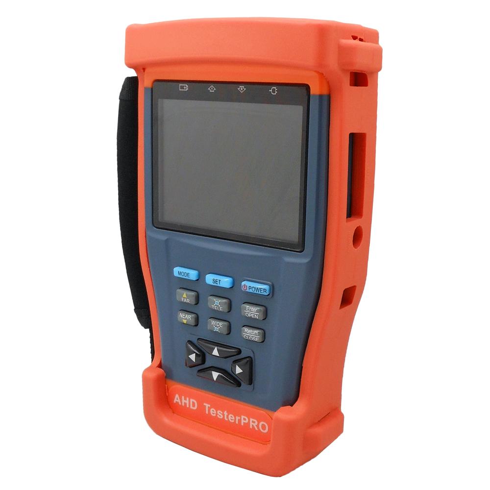 奇巧 工程級3.5吋AHD數位類比網路/影音訊號顯示器工程寶