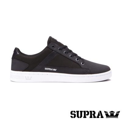 SUPRA Westlake系列男鞋-黑/白