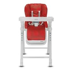 義大利 Inglesina  GUSTO 豪華型高腳餐椅-紅