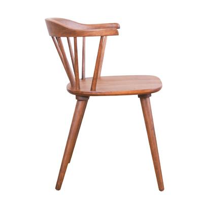 Bernice-歐比實木餐椅/單椅(四入組合)-54x55x74cm