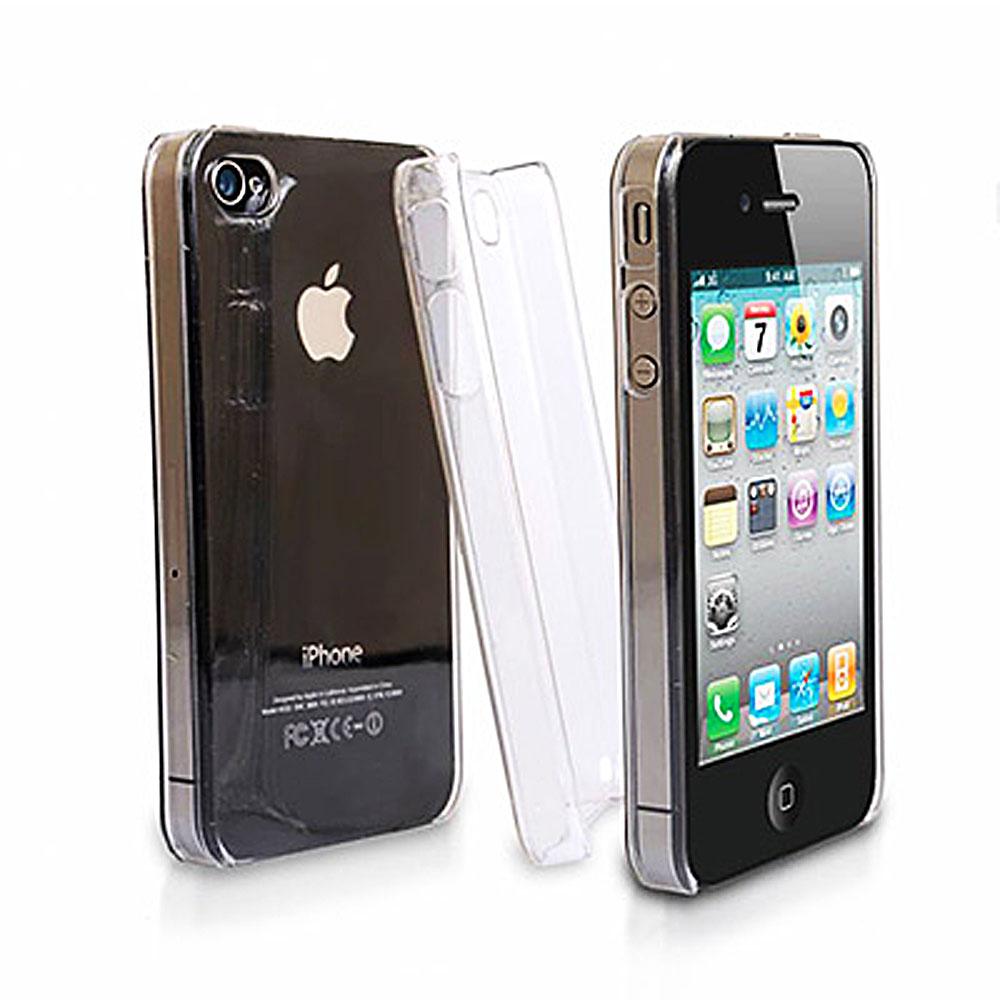 Bravo-u iPhone 4/4s 日本進口透明水晶殼