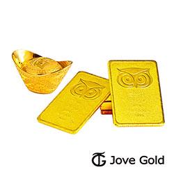 Jove Gold 金條元寶限時結帳94折