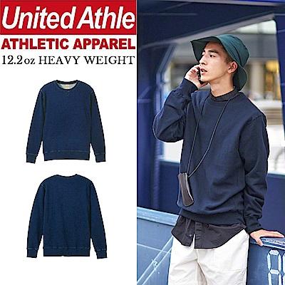 日本United Athle 12.2oz丹寧大學服 重磅denim 亞規 情侶