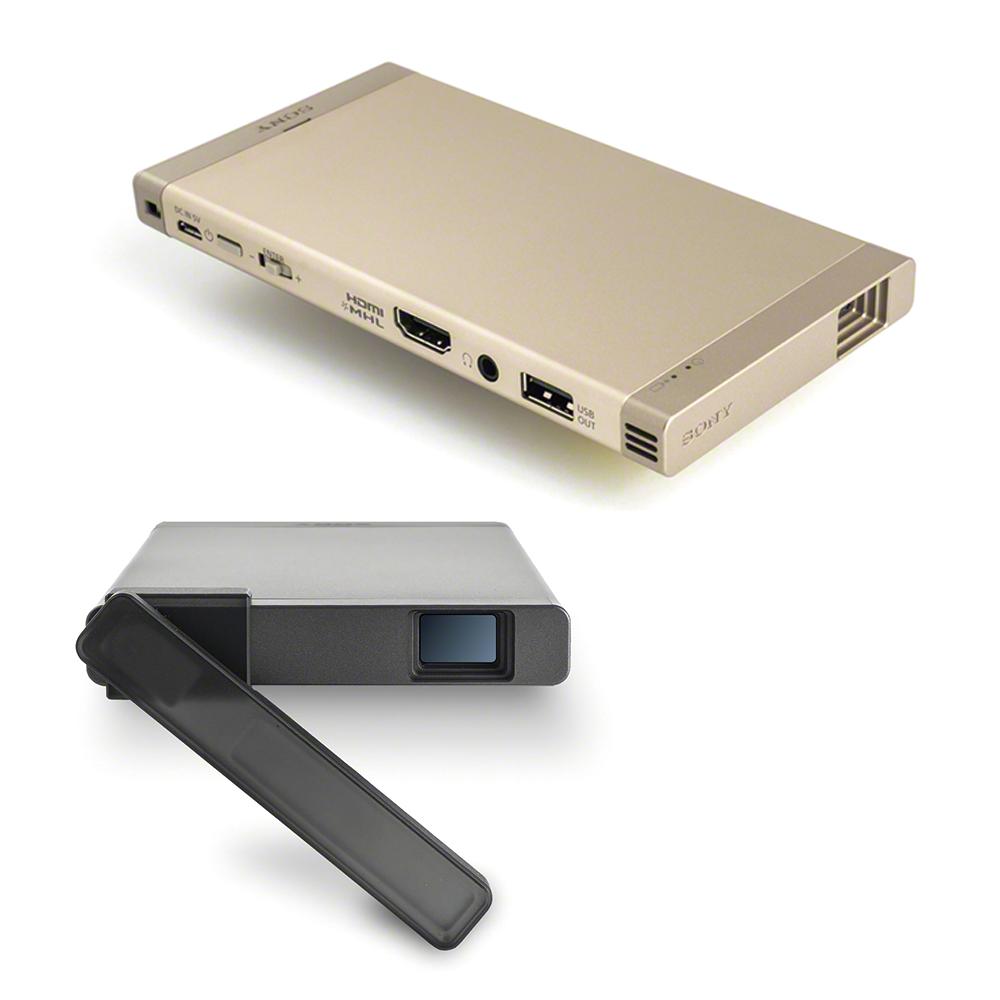 福利品-SONY 行動微型投影機 MP-CL1A
