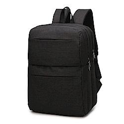 DF BAGSCHOOL - 潮流型男專屬輕盈款USB後背包-共2色